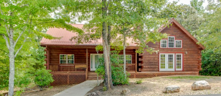 Blue Ridge Cabin Rentals 3 Bedroom