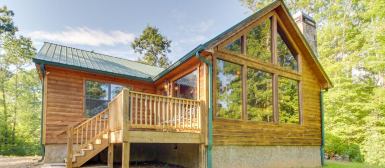 Blue Ridge Cabin Rentals 2 Bedroom