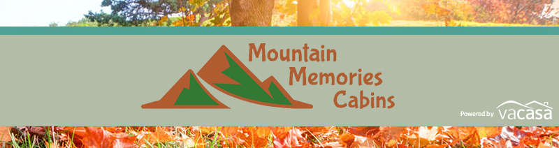 Mountain Memories Cabins - Hero Image