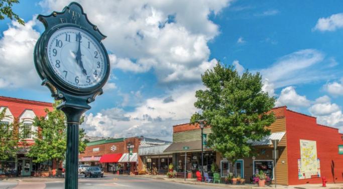 Town of Ellijay, GA