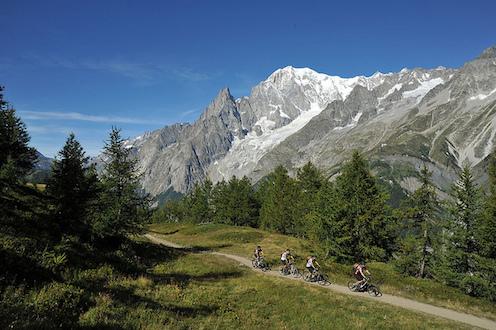 A beautiful day mountain biking | Flickr