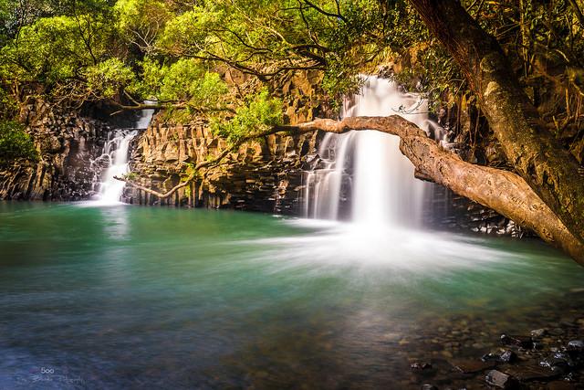 Twin Falls - Beautiful waterfalls located in East Maui