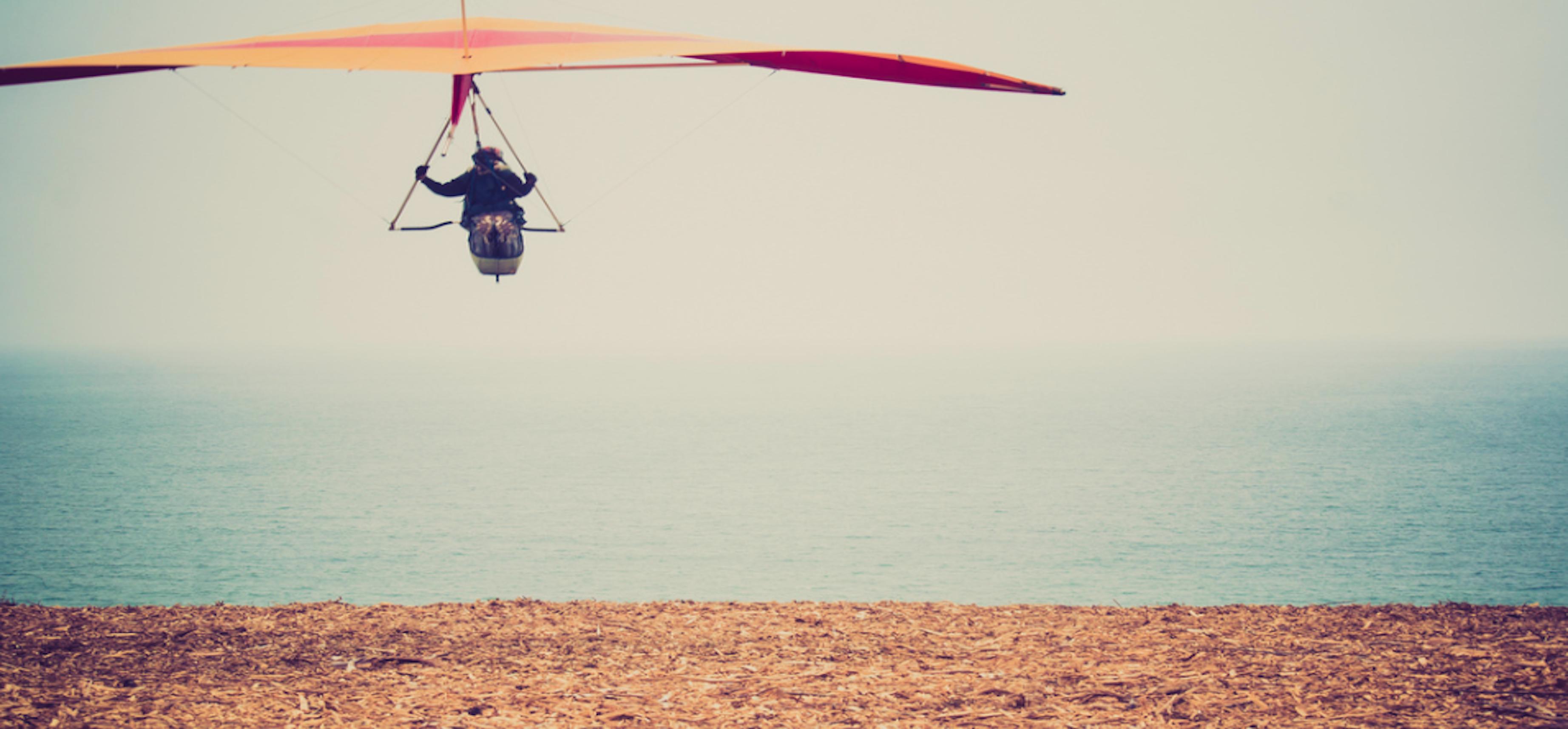 1 - Maui Hang Gliding via Flickr